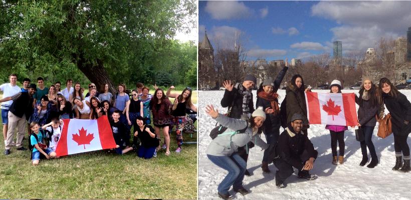 Summer & Winter ESL Camps
